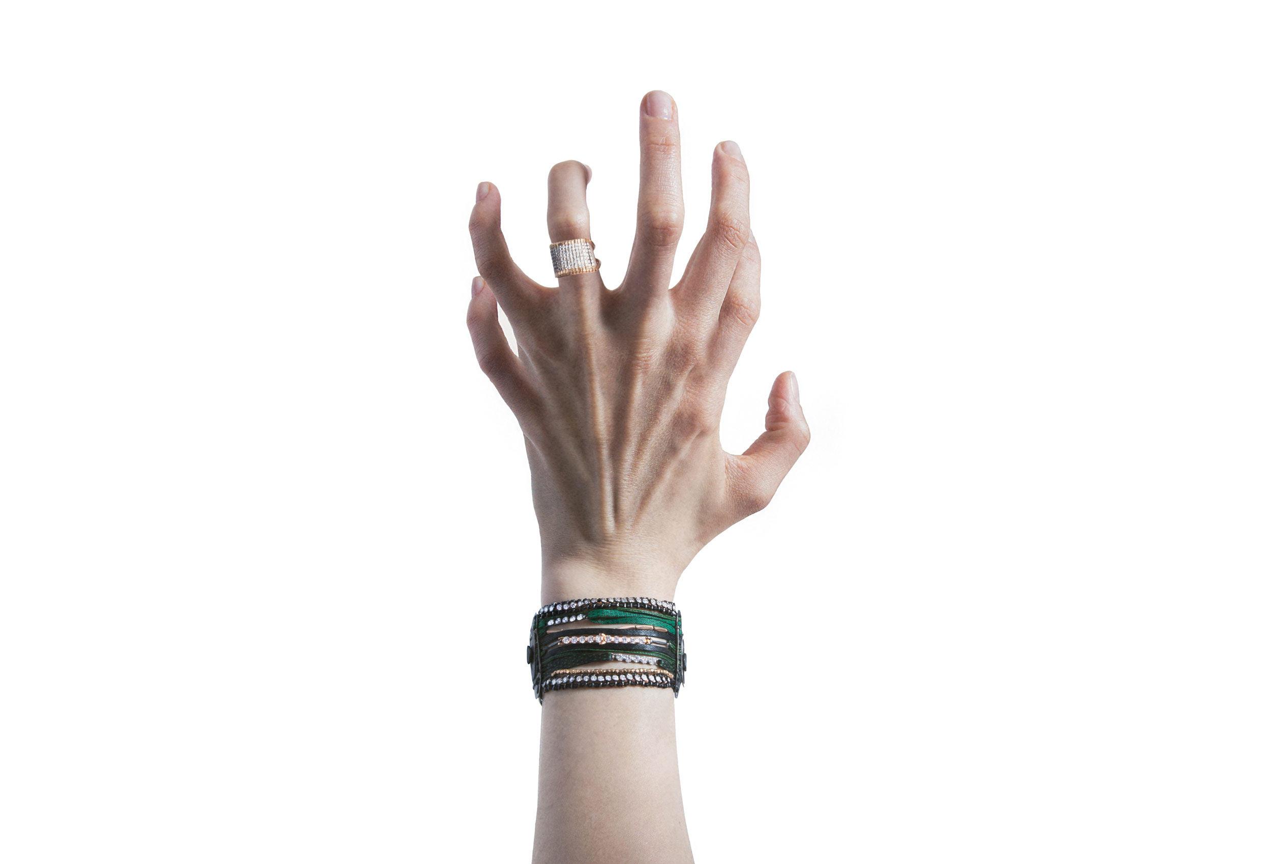 Apriati Contemporary Handmade Jewellery, SHOP THE LOOK