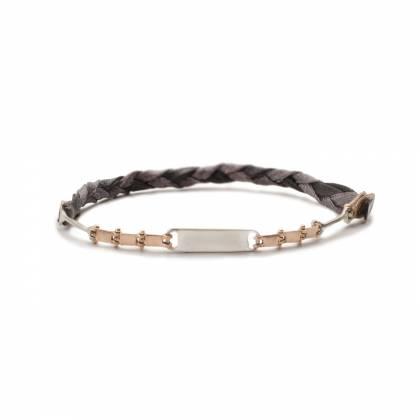 Plain rivière bracelet
