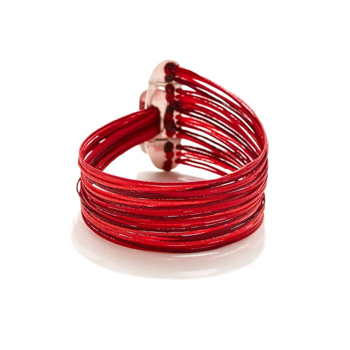 40 CORDS RED FRONT