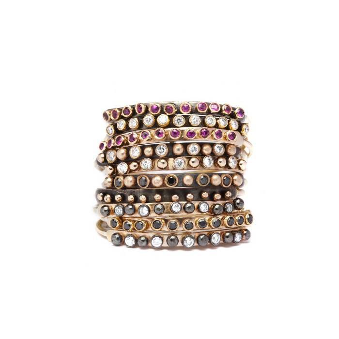 STACKABLE RINGS ALL STACKABLE RINGS