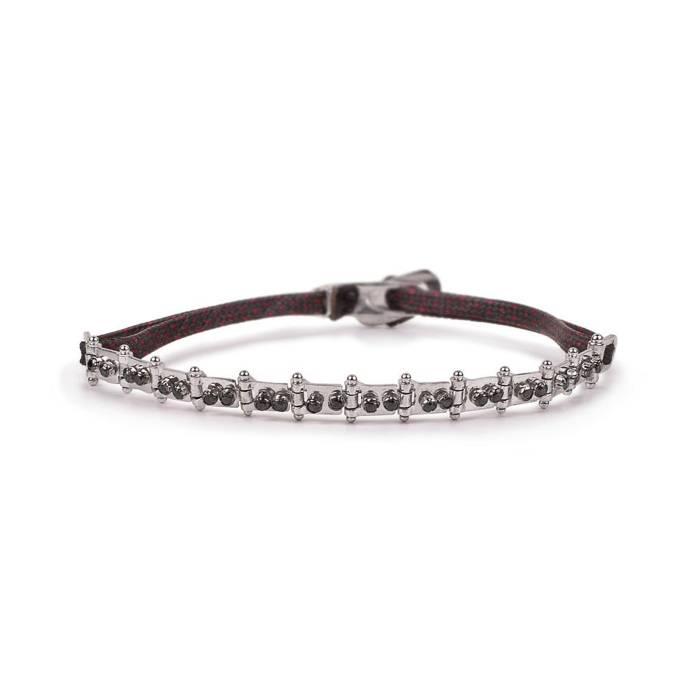 Bracelet joined mini plaques