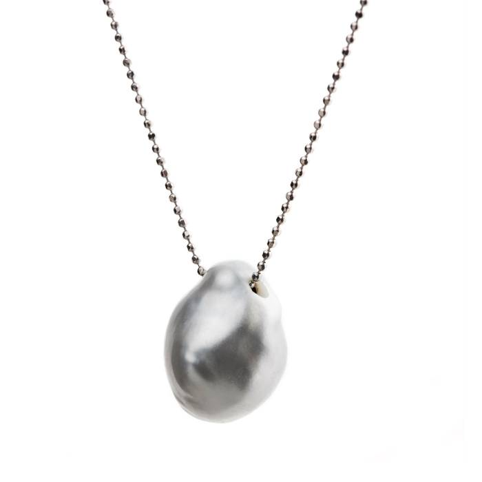 SOUTH SEA PEARL ON CHAIN B