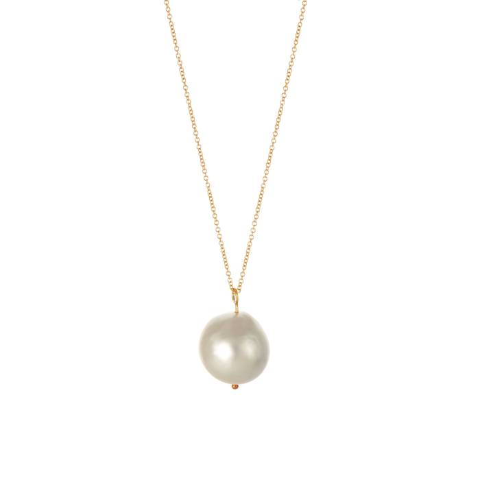 AUSTRALIA PEARL ON CHAIN CLOSE
